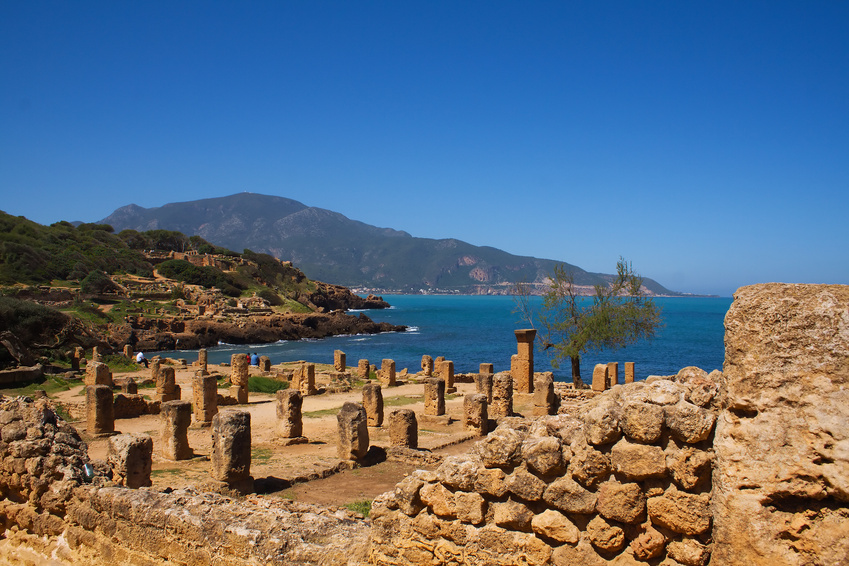 Algerien Reisen