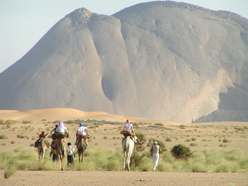Mauretanien Reisen
