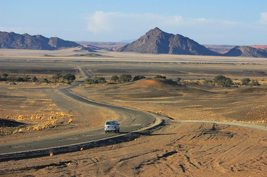 Mietwagen-Rundreise Namibia
