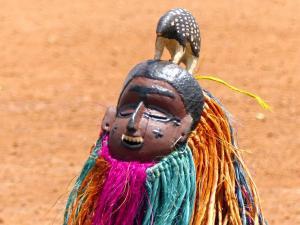 Burkina Faso - Zu Gast auf dem FESTIMA-Maskenfestival