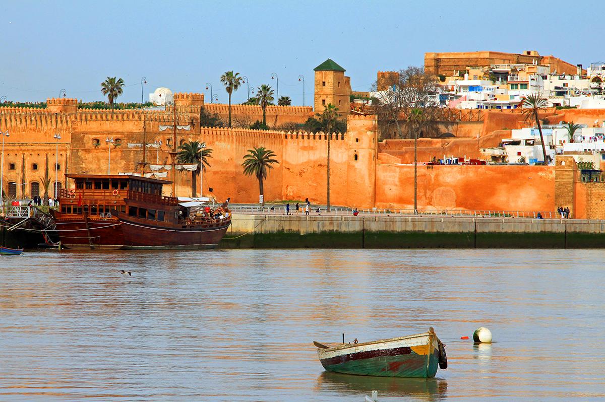 Durch das farbenfrohe Marokko