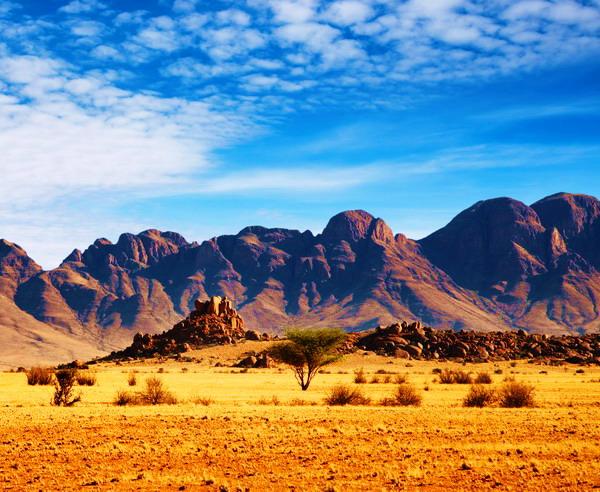Höhepunkte Namibias - Hotel- und Lodgetour