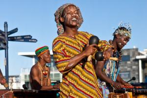 Impressionen Namibias und Südafrikas
