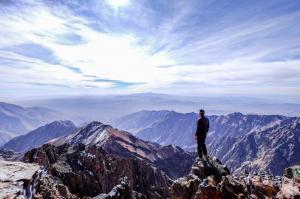 Marokko - Große Atlasquerung