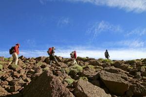 Marokko - Toubkal-Trekking im Hohen Atlas