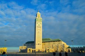 Marokko  -  Straße der Kasbahs
