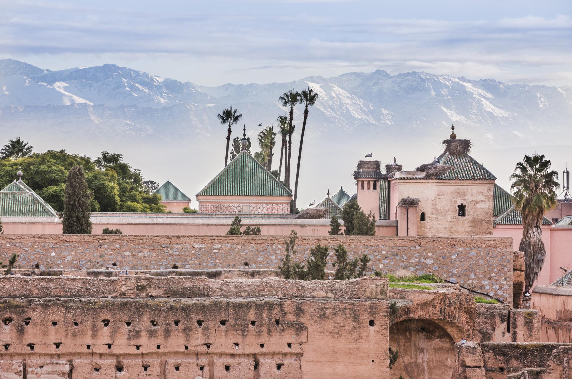 Marokko: Königsstädte und Wüste