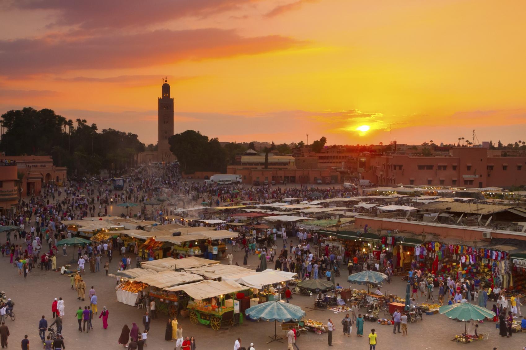 Marrakesch: Städtereise