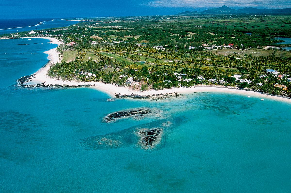 Mauritius  -  Badeverlängerung am Indischen Ozean im Coin de Mire Attitude