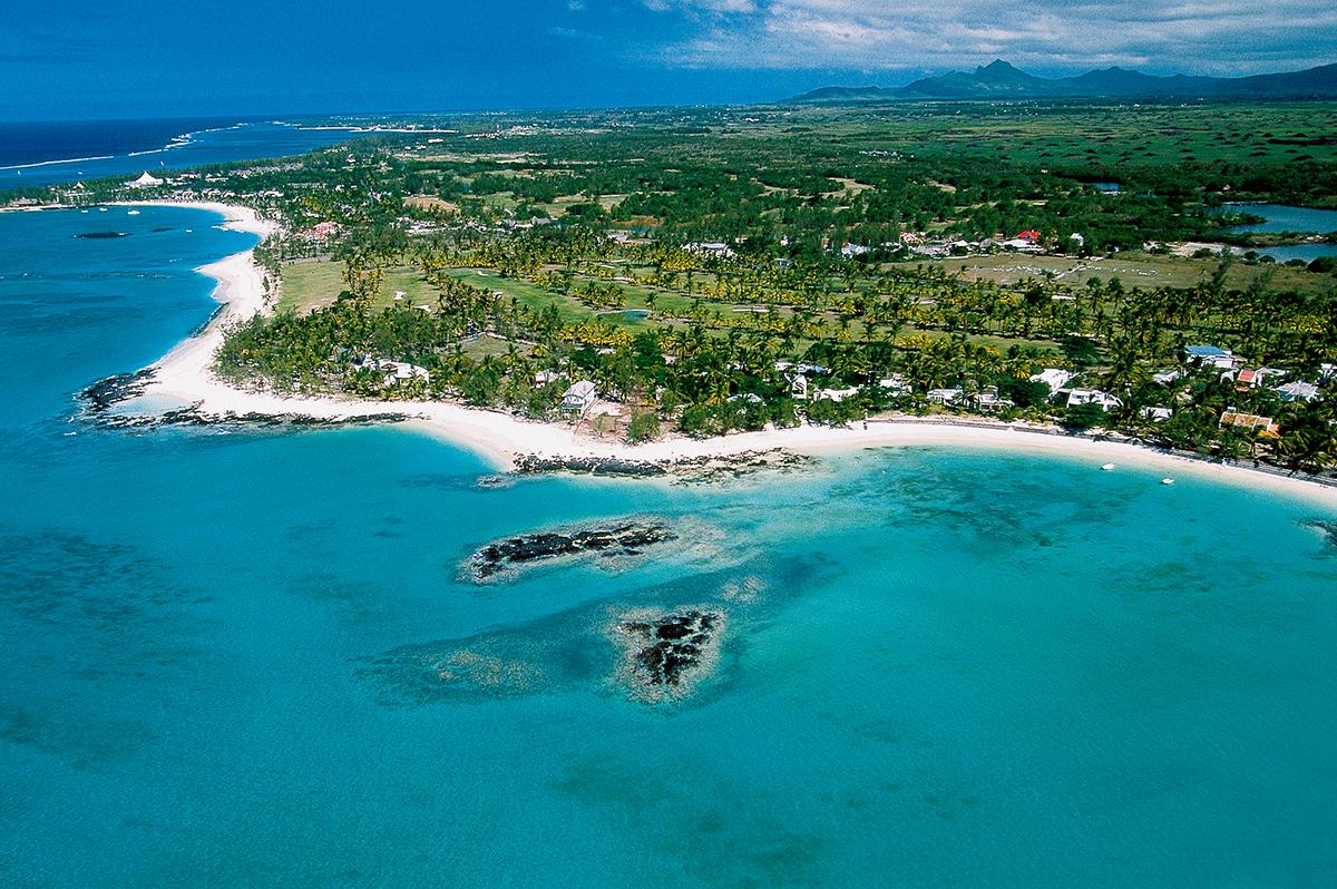 Mauritius  -  Badeverlängerung am Indischen Ozean im Le Mauricia