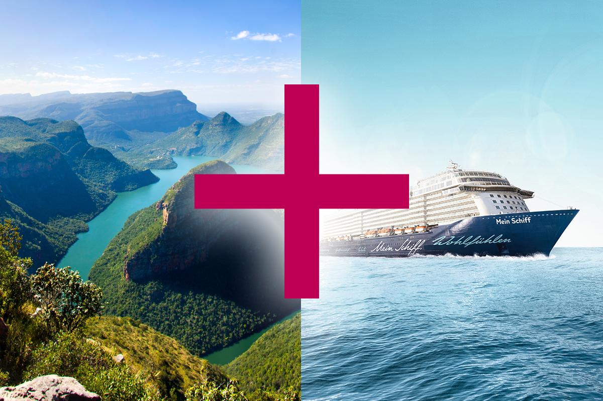 Meeresbrise und Südafrika (9 + 8 Tage)
