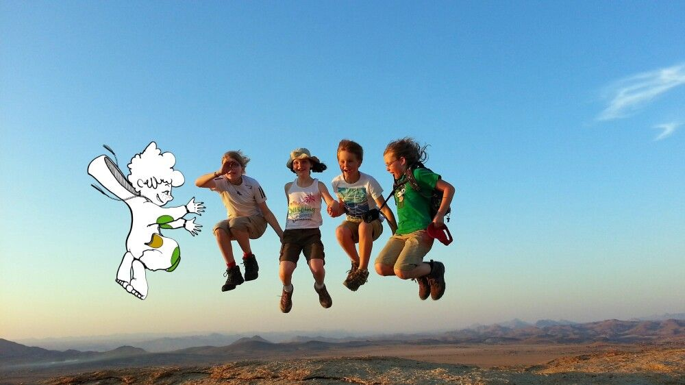 Namibia - Abenteuer Namibia