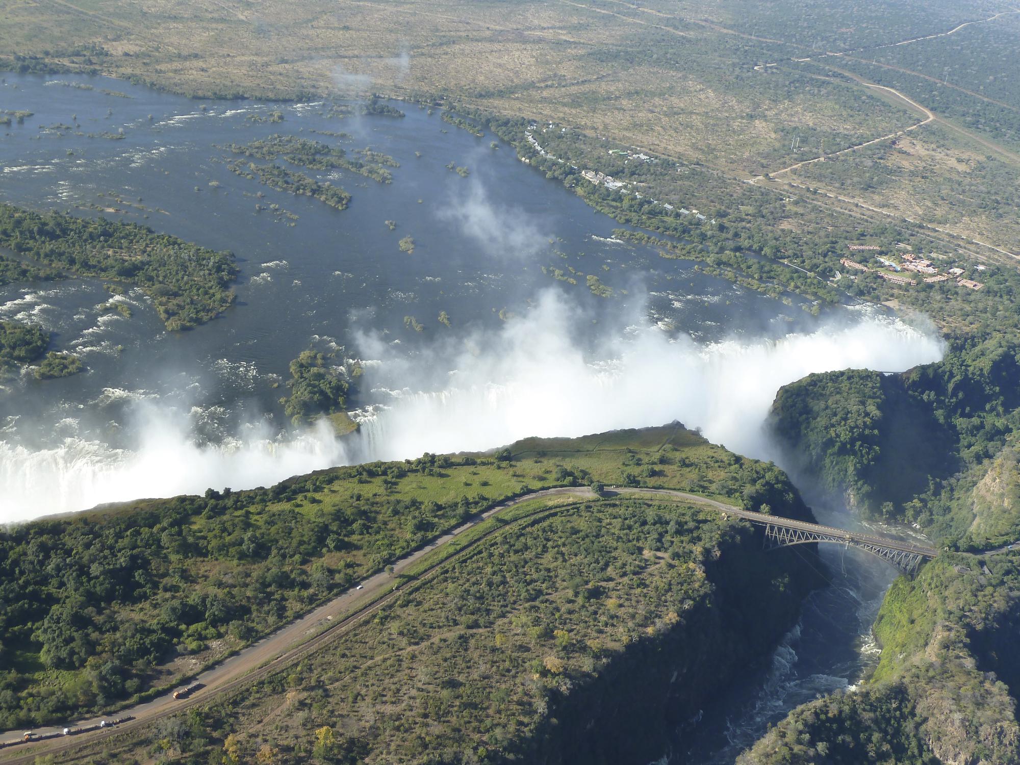 Namibia - Botswana - Zimbabwe
