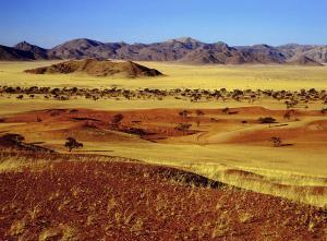 Namibia - Botswana Überland