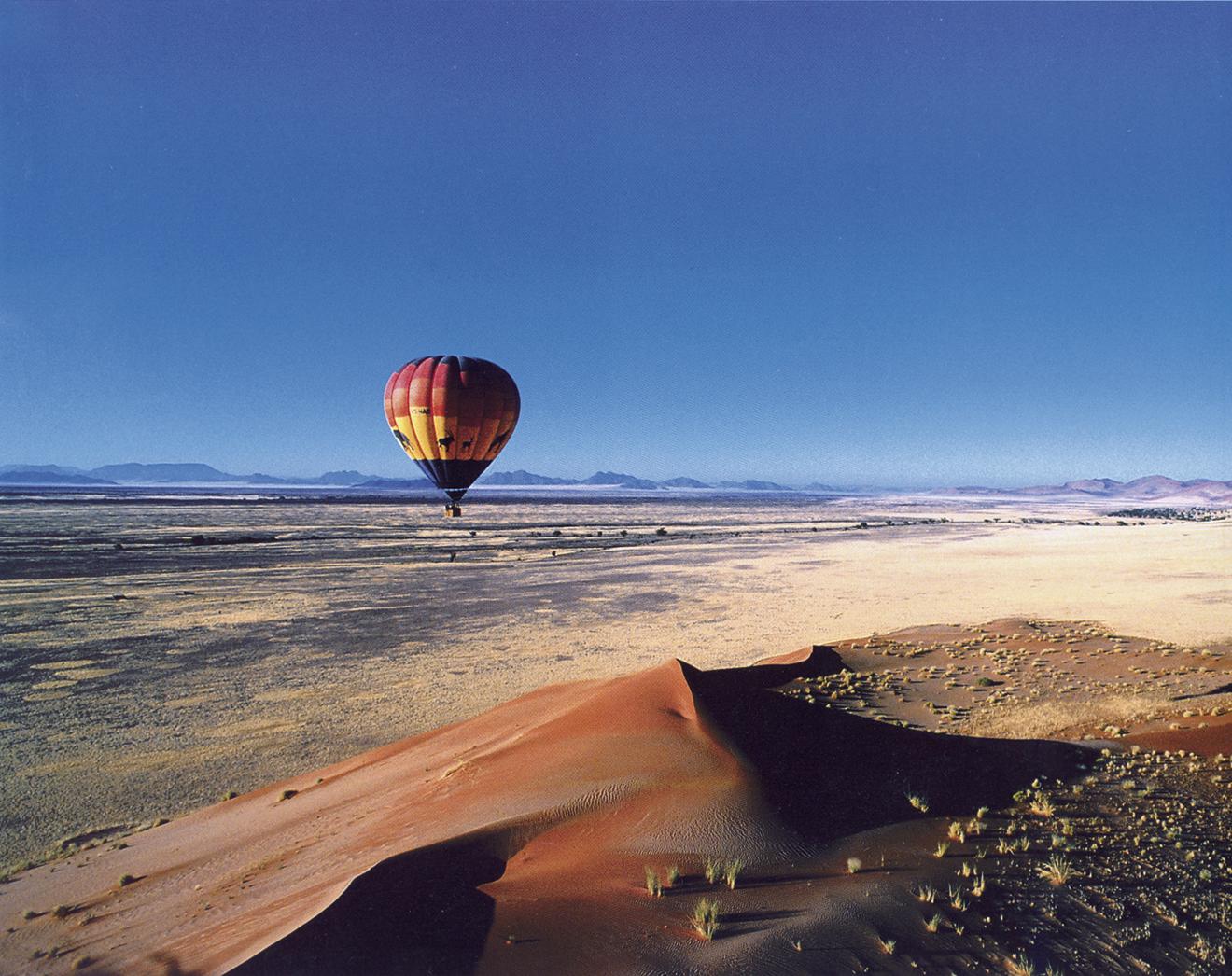 Namibia - Wüste, Küste & Busch