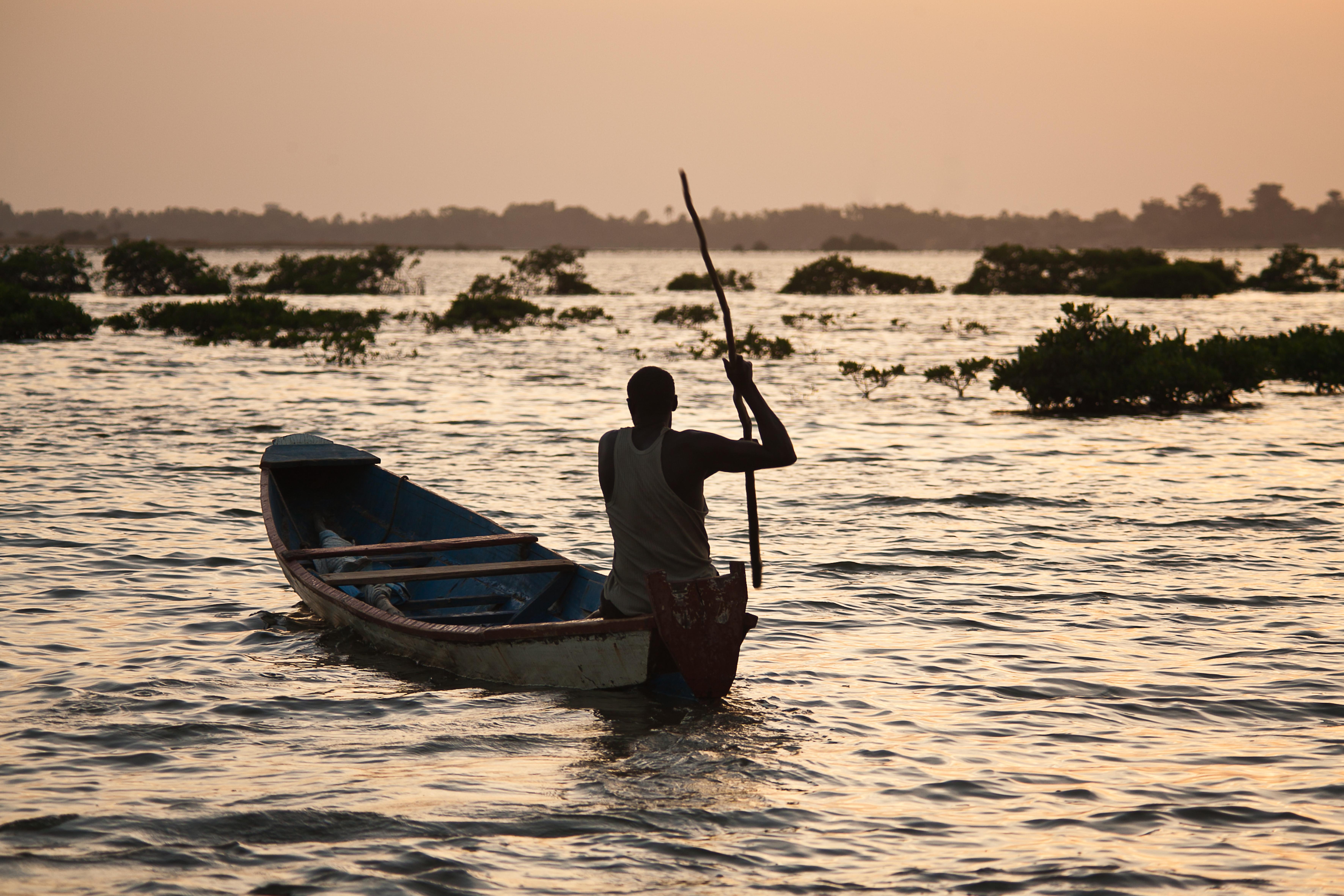 Senegal: Höhepunkte