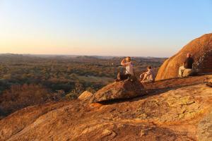 Simbabwe - Simbabwe aktiv