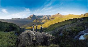 Südafrika - Auf Augenhöhe mit der Natur