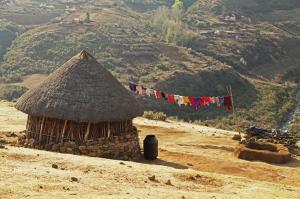 Südafrika - Swaziland - Lesotho