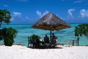 Tansania  -  Badeverlängerung im Ocean Paradise Resort auf Sansibar