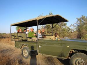 Tschad - Tierparadies Zakouma-Nationalpark