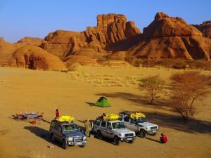 Tschad - Verlorenes Paradies der Sahara