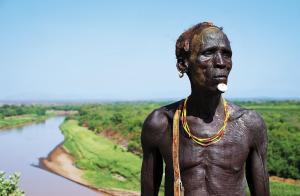 Ursprüngliches Südäthiopien